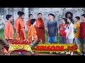 Iqbal cs Bingung Ketika Tim Shaolin Ngomong Bhs Mandarin - Tendangan Garuda Eps 12