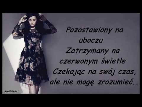 Demi Lovato ft. Hot Chelle Rae - Why Don't You Love Me (tłumaczenie pl)