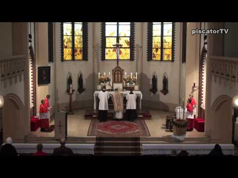 Dominica post Ascensionem 09 - Credo - Traditional Latin Mass