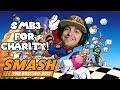 Raising Money FOR THE PEOPLE! Super Mario Bros 3 Speedrun At Smash The Record!