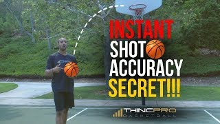 How to - INSTANTLY Boost Your Shooting Accuracy!!! | Basketball Shooting Skills and Tips