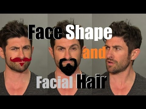 How To Choose Best Facial Hair Style Based On Face Shape
