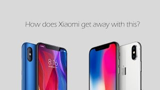 How does Xiaomi get away with copying Apple?