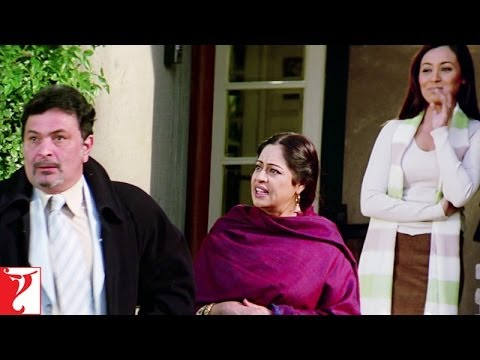 They Are Hopeless - Comedy Scene - Hum Tum