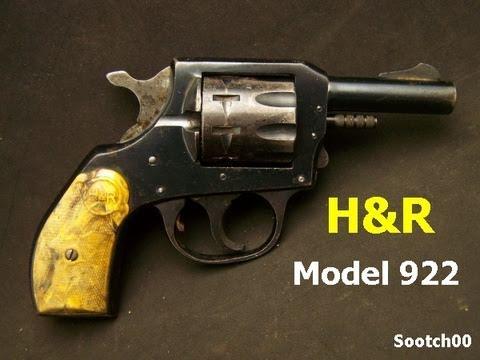 H&R 922 Revolver