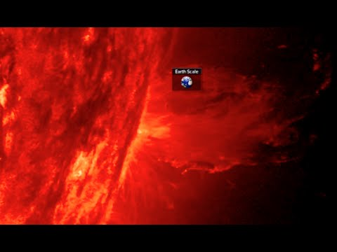 Flare Uptick Expected, Major Storms, Earthspots | S0 News October 13, 2014