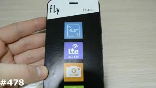 Hard Reset Fly FS455 Nimbus 11#478