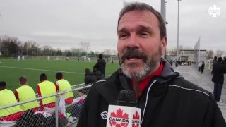 Canada Soccer U-15 Showcase Sights and Sounds