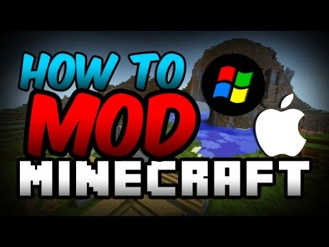 How to mod Minecraft- Using Kovacic's Mod Pack- Any Version Of Minecraft Guide (mac & Windows)
