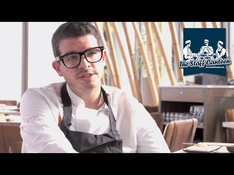 SUSHISAMBA executive chef Claudio Cardoso, talks about the marriage of food culture and music.
