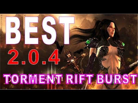 Best Wizard Build 2.0.4 ( Burst + OP Skills for Wizard in patch 2.0.4 )