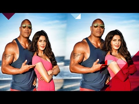 Priyanka Chopra wishes Baywatch co star Dwayne Johnson on his birthday  | Bollywood News | #TMT