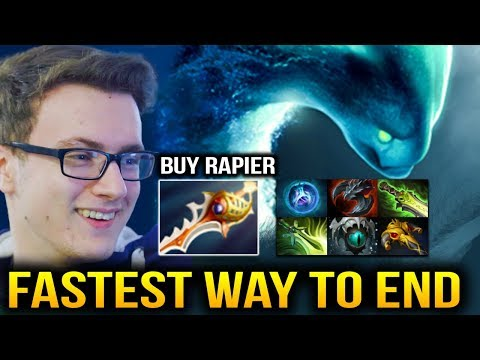 Miracle- Morphling Rapier Back to Top 2 Divine Rank Dota 2 7.07c