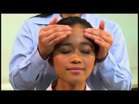 MyHEALTH : Teknik Urutan Bahu dan Leher