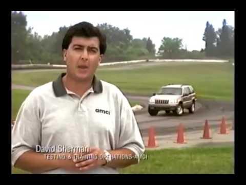 1999 2004 Jeep Grand Cherokee WJ WG Test Drive Review