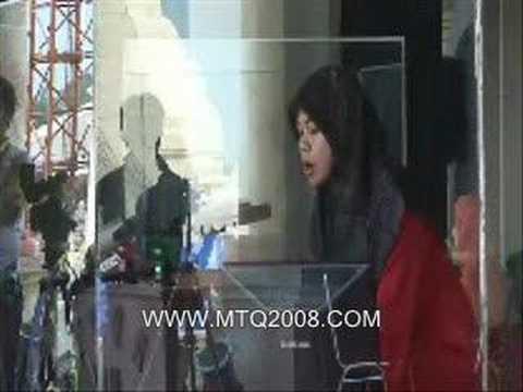 Qariah MTQ 2008