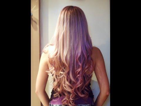 Como matizar cabellos rubios