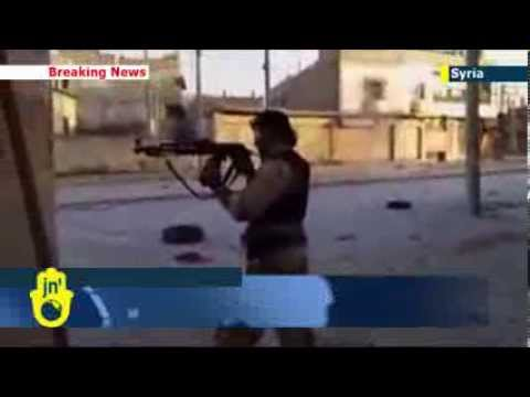 Syrian War: Dozens Of Syrian Rebel Fighters Killed In Failed Attempt To Lift Assad Army's Homs Siege video