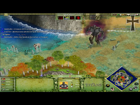 Age of Mythology The Titans - Misión 12:
