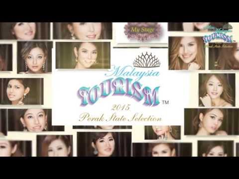 2015 Miss Perak Tourism Reality Show Trailer