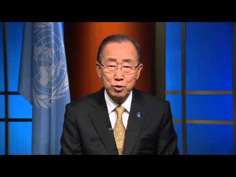 Ban Ki-moon, World Press Freedom Day 2016