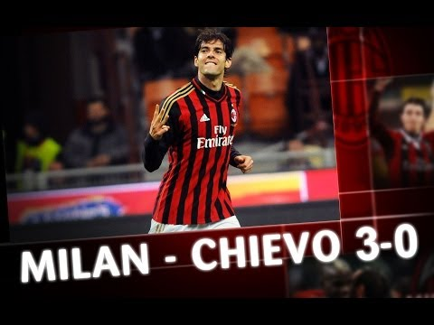AC Milan | Milan-Chievo 3-0 Highlights