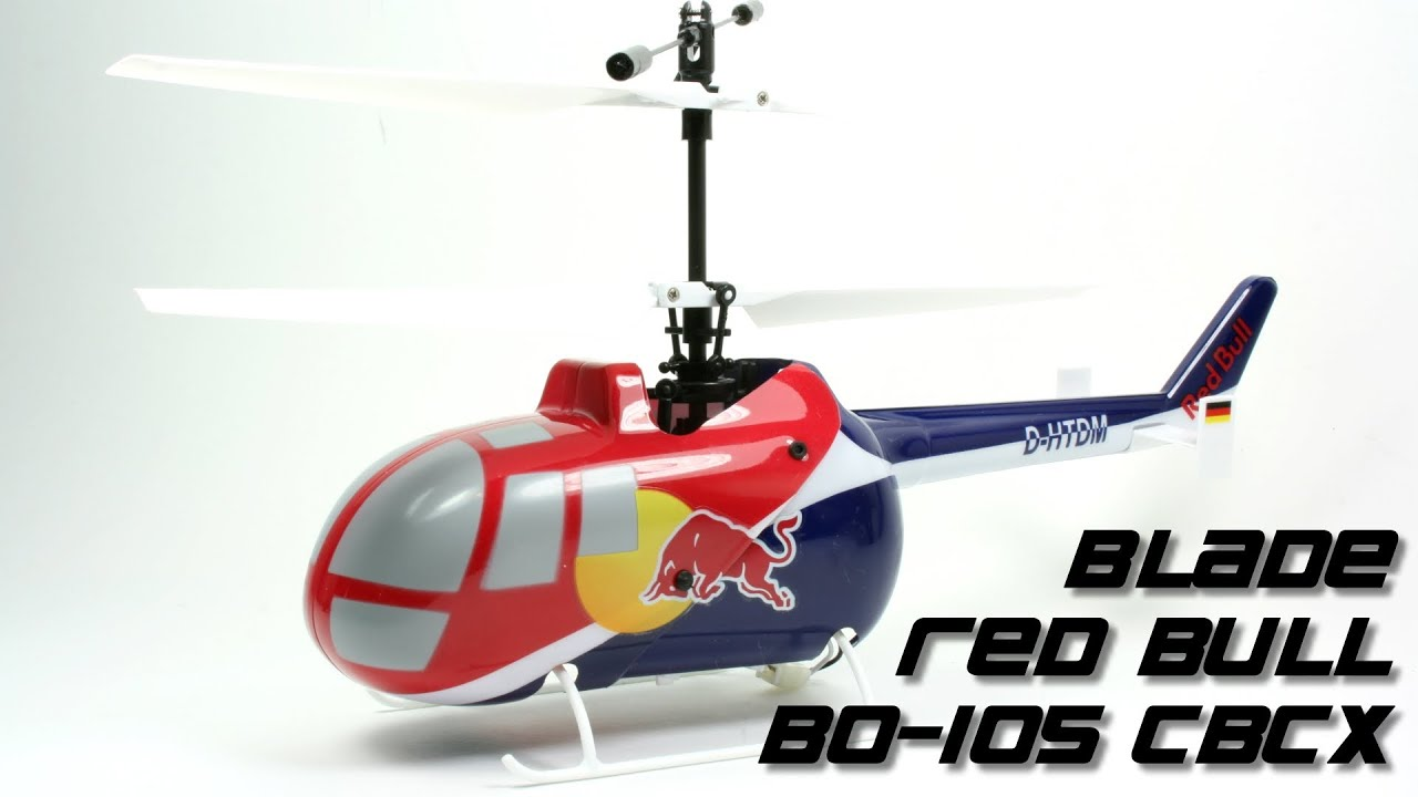 Red Bull Helicopter Wallpaper Blade Red Bull Bo-105 Cbcx rc