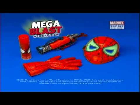Spider-Man Web Shooter Commercial