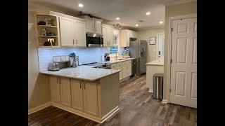Kitchen Remodel Time-lapse