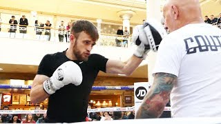 DARREN REAY OF LIGHT | Heading to 6-0? Matchroom Boxing workout