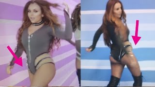 """Little Mix Fans CALL OUT """"Touch"""" Music Video After Jesy Nelson Photoshop Scandal"""