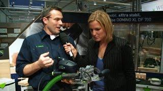 LIGNA 2011: Werkzeuge für höchste Ansprüche (Festool)