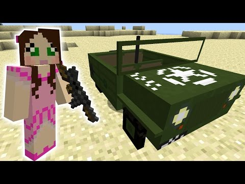 Minecraft: STOLEN CAR MISSION - The Crafting Dead [67]