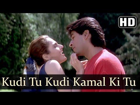 Kudi Tu Kudi Kamal Ki Tu   Sikandar Sadak Ka Songs   Manik Bedi   Monica Bedi   Love   Filmigaane