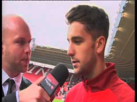 INTERVIEW: Jay Rodriguez relishing Premier League challenge