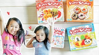 Unboxing our FIRST Kracie Popin' Cookin' Tanoshii Bento