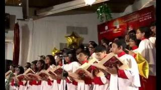 Kuwait Mar Thoma Church Christmas Carol 2010 : Malayalam Song - Girinirakal