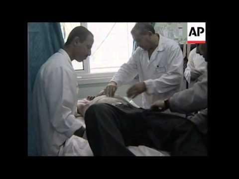 Shelling in Gaza, funerals, IDF tanks mass at nthrn border