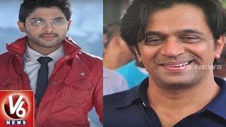 Actor Arjun As Allu Arjun's Father in Naa Peru Surya Naa Illu India | Tollywood Gossips