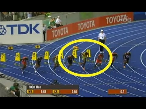 London Olympics  Usain bolt vs Yohan blake 2012: Who will win? + 'banana diet'?