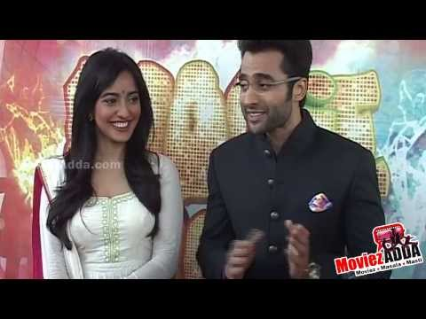 Youngistaan Movie Promotion  Boogie Woogie |  Jackky Bhagnani & Neha Sharma video