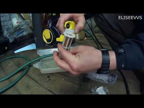 Фильтр для минимоек Керхер К2 К7 с AliExpress