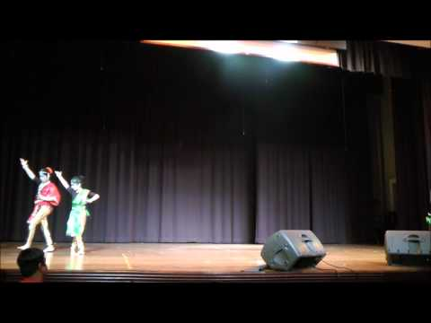 Dance #7 - Jai Ho - Saraswati Puja 2011 video