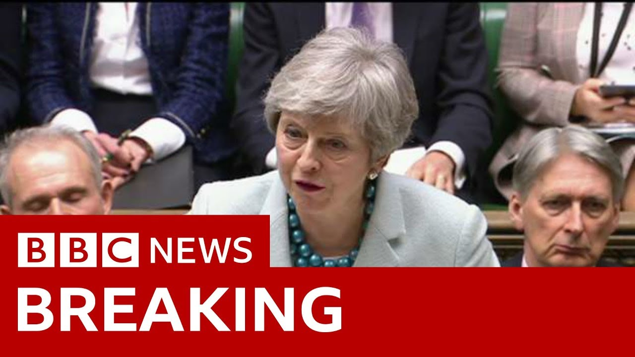 Theresa May: No third vote on Brexit deal yet - BBC News