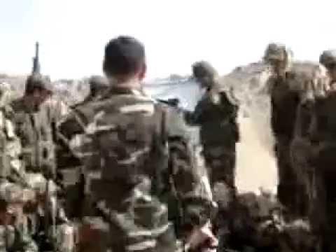 Kahraman Yüzbaşı Metin Gürcan'ın Güven Atışı