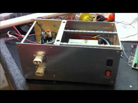 How To #3 - Make A 2KV Microwave Oven Transformer High Voltage Benchtop Power Supply
