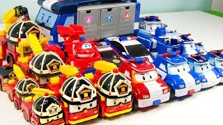 Police Car VS Fire Truck [TOY TV]