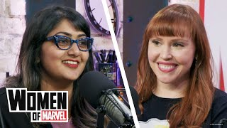 Get More of the Marvel You Love—Through Books! | Women of Marvel