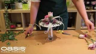 OASIS® Floral Products ~ How To ~ Powerful Pastels