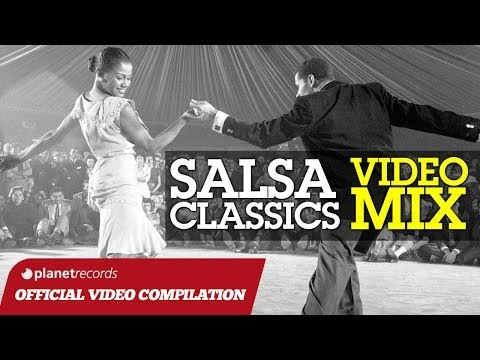 BEST OF SALSA HITS ► 22 SALSA CLASSICS VIDEO MIX ► MARC ANTHONY - CELIA CRUZ - TITO PUENTE
